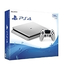 Konsola Sony PlayStation 4 Slim 500GB Silver (PS4 Slim)